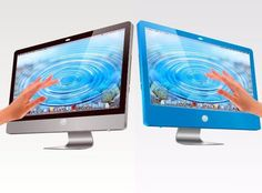 Zorro Macsk iMac Touchscreen.This is a touch screen customized design for the iMac. It integrates rich language of gestures. With your fingers, you can easily achieve gorgeous but complex operations in Mac OS, and help your iMac show it best performance.