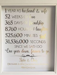 First date gift ideas fresh lovely first wedding anniversary gifts for husband of first date gift Wedding Gifts For Parents, Birthday Gifts For Husband, First Birthday Gifts, Diy Birthday, Husband Gifts, Husband Surprise, Birthday Quotes, Birthday Parties, Special Birthday