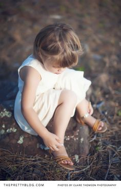 An afternoon with Kusjka and her Lily | Family | The Pretty Blog