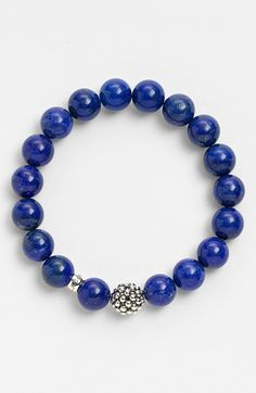 LAGOS Bead Stretch Bracelet available at #Nordstrom
