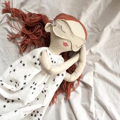 """396 Gostos, 18 Comentários - These Little Treasures Dolls (@these.little.treasures) no Instagram: """"Nothing more peaceful than a sleeping doll... This new 'Sweet Dreams' outfit, along with lots of…"""""""