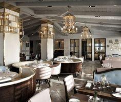 Restaurant Gordon Ramsay, Chelsea, London.