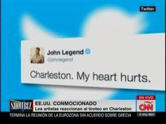 Artistas De EEUU Reaccionan Con Dolor A Tiroteo En Iglesia En Charleston #Video