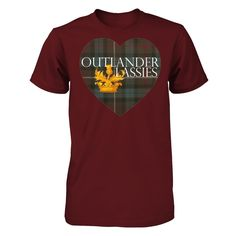Outlander Lassies Merchandise There's a new generation of Outlander fans. The TV show brought us to the wonderful books and we're here to stay! The Outlander Lassies were created by BookTubers, Sasha Alsberg and Natasha Polis, so get your merch and join the fun!