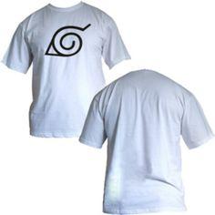 Camisa Naruto - Konoha - Acesse > Buscamisas - A loja de anime agora ainda mais perto de você!!