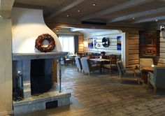 Ilsetra Hotel, Hafjell, Norway Lillehammer, Stove Fireplace, Soapstone, Stoves, Fireplaces, Norway, Cooking, Furniture, Home Decor