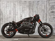 Bobber Inspiration | 2015 Harley Street 750 bobber | Bobbers and Custom Motorcycles | July 2014