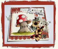Pilze für Paperminutes