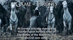 Game of thrones facts. Jon Snow, Kit Harington battle of the bastards Game Of Thrones Facts, Game Of Thrones Quotes, Game Of Thrones Funny, Hbo Game Of Thrones, Valar Dohaeris, Valar Morghulis, Winter Is Here, Winter Is Coming, Jon Schnee