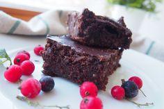 Čokoládovo-maková buchta nebo bábovka – Jíme Jinak