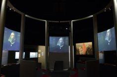 Vue (en avant première) de l'exposition Jaurès aux @Archives nationales France : http://pic.twitter.com/7JxbxIcK4q