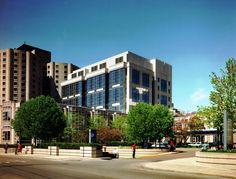 Brigham & Women's Hospital, Boston, MA - new 265,000 SF center for women & newborns (in collboration with Tsoi/Kobus & Associates)
