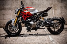 "Racing Cafè: Ducati Monster 1200 S ""Siluro"" by XTR PEPO"