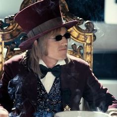 Tom Petty as Mad Hatter