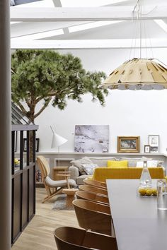 Le Petit Florilège - Décoration intérieure à Bordeaux - Blog - Photographe - Architecte événementiel   L'appartement gigogne   J'aime beaucoup le travail de l'architecte d'intérieur Gregoire de Lafforest , sa manièr...