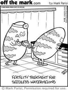 infertility humor