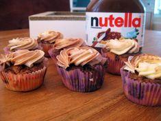 Sanne stuurde ons een geweldig lekker recept in voor nutella cupcakes. Lees het recept en bekijk de foto's op OhMyFoodness.nl.