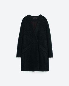 Image 6 of MOHAIR COAT from Zara