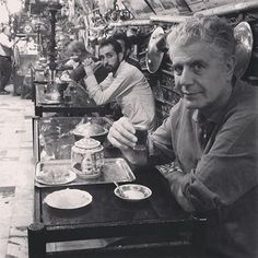 """""""Never would have guessed that of all the countries in world, my crew and I would be treated so well everywhere, by total strangers in Iran."""" -Anthony Bourdain"""