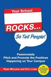 Great things are happening in your school every day It's time to tell people Your School Rocks... So Tell People is a practical guide to using social media tools to keep your students' families and community connected, informed, and excited about what's going on in your school.Find this amazing book online at best price on infibeam.com