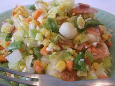 The Yankee Chef™ : One Sweet Salad