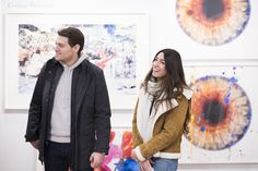 Twice a year, Affordable Art Fair exhibits affordable, accessible and beautiful art in NYC! Crafts For Seniors, Fun Crafts For Kids, Nyc Life, Affordable Art Fair, Arts And Crafts Supplies, Installation Art, Cool Kids, Picture Frames, Contemporary Art