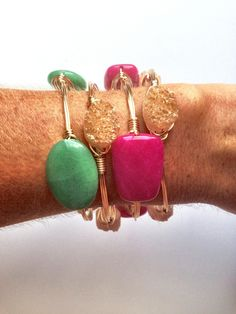 Candy Colored Bangles