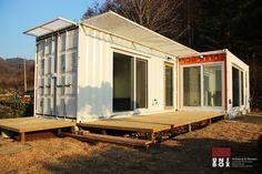 유니박스 UNIBOX HOUSE EXE White (Ver.양평군)