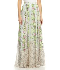 French Connection Desert Tropicana Maxi Skirt | Dillards.com