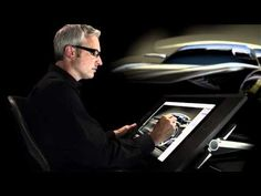 Wacom Cintiq 24HD interactive pen display. The future of tablets? #tablet #product #design