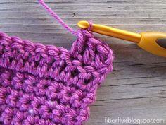 Fiber Flux...The Double Crochet Section