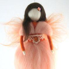 Peach Fairy by RolyzTreasures, $26.90