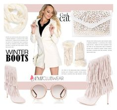 """""""Amiclubwear 15"""" by smasy ❤ liked on Polyvore featuring Chloé, Echo and amiclubwear"""