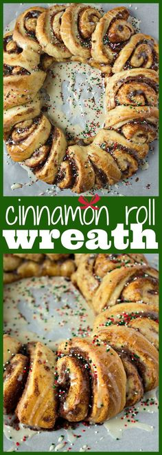 A fun, new way to serve a plate of cinnamon rolls. Your guests will go crazy for the presentation, as well as the taste of these cinnamon rolls!
