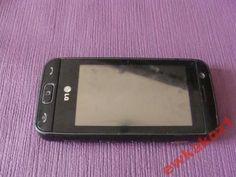 TELEFON DOTYKOWY LG GT 505   ŁADOWAR WI-FI   futer