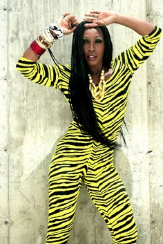 Back in the 90's, I wanted to be Patra so bad. I always thought she was beautiful. Still is...
