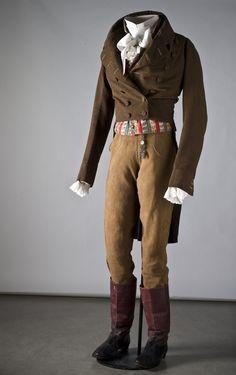 Suit 1820s