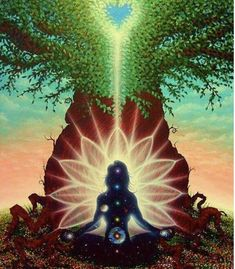 The divine energy can easily be regarded as an advance consciousness which one can easily achieve through regular practice of self realization.