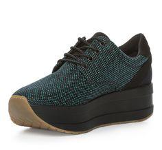 Nilson Shoes Sneakers VAGABOND, CASEY Textil Grön
