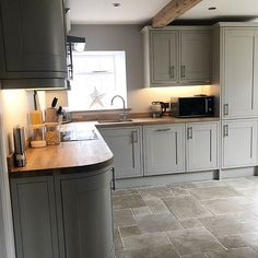 """Next up is this fabulous kitchen belonging to Lou @louby91 ✨ What an incredible transformation ✨ Lou's Top tip for anyone planning a kitchen renovation """"the kitchen is the most used room in the house, it's where the party happens. Make sure it's decorated exactly how you want!"""" ✨ Lou's favourite instagram account is @insidenumber10 ✨ #kitchen #kitchens #kitcheninspoweek #kitchenideas #kitcheninspo #newkitchen #kitcheninspiration #interior #interiors #interior123 #interiorlove #interiorinspo…"""