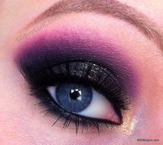 Prom Makeup by Cecilie Alstad Olsen on Makeup Geek