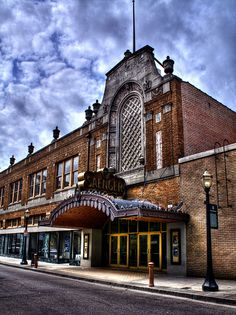 Saenger Theater, Downtown Mobile, Alabama