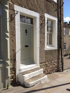 Bank Street Barnard Castle. Get this look with Farrow and Ball's French Gray or slightly darker Lichen. Alison Dodds. www.facebook.com/alison.dodds.39