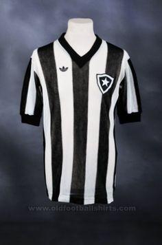 Botafogo Home football shirt 1976 - 1980