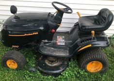 This is my dads 15 year old lawn mower. Bobcat Equipment, 15 Years, Lawn Mower, Year Old, Outdoor Power Equipment, Dads, Lawn Edger, 15 Anos, One Year Old