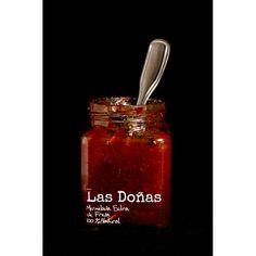 Mermelada de fresa Las Doñas 250 gr.