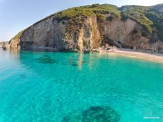 Kerkyra(Corfu) island,Secret beach