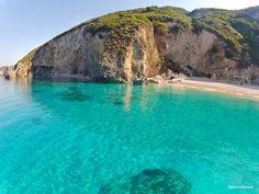 Corfu,Greece!!!....a secret beach!