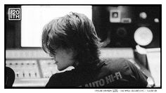 Photo 258 of 365  Taylor Hanson 2006 - The Walk Recording - Tulsa OK    Taylor is in the studio working on The Walk in 2006 in this pic. Give us a caption for the comment he is about to make while producing the record.    #Hanson #Hanson20th