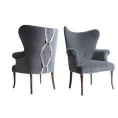 Mockingjay Wing Chairs Pair now featured on Fab.